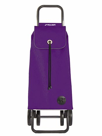 IMAX Pack Logic 4 wheel More (Dark Purple)
